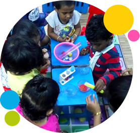 best pre school at washermenpet